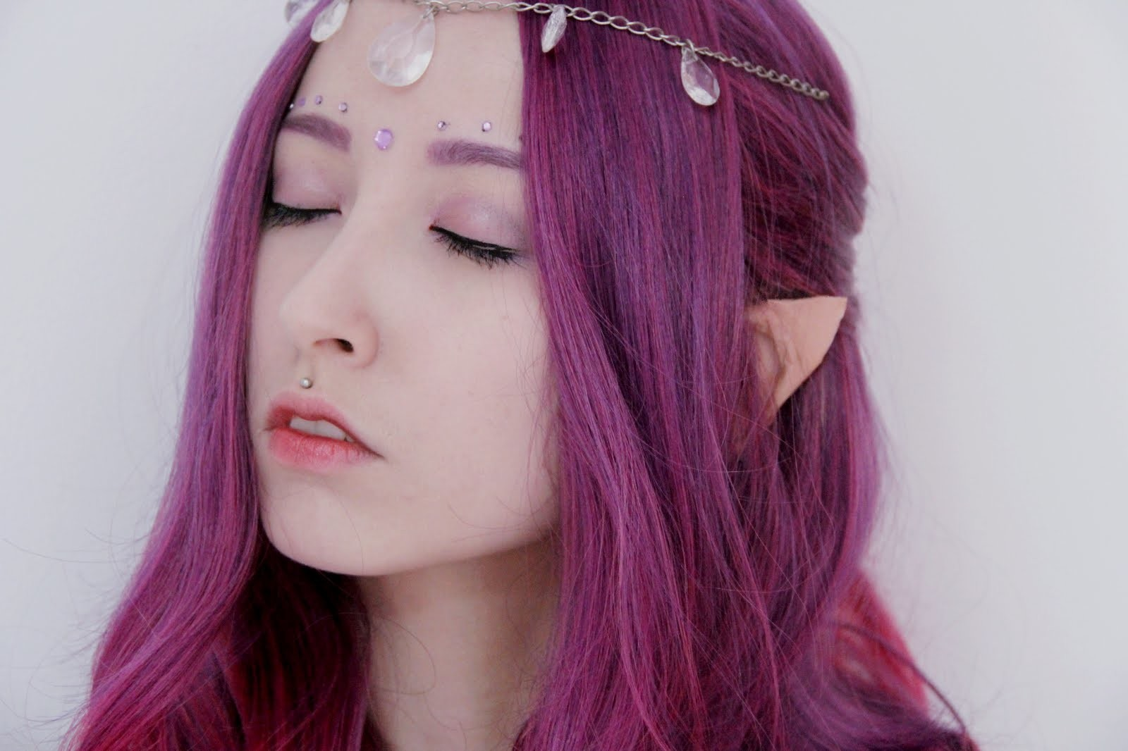 DIY: Orelhas de elfo.Elf ears