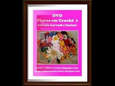 DVD EM CROCHE