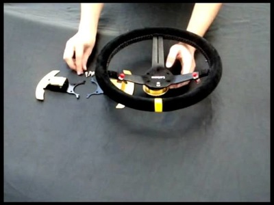 LOTSE - Montagem do Kit de Volante Completo