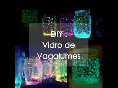 Tutorial: Vidro de vagalumes FACIL. Glow Jar. Pote de Estrelas