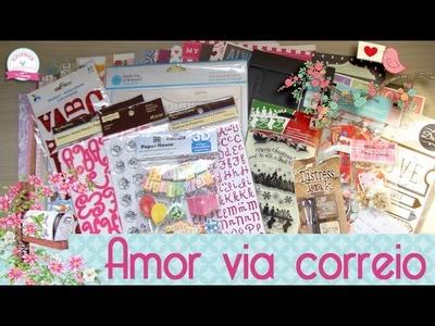 Amor via correio ♥♥♥♥