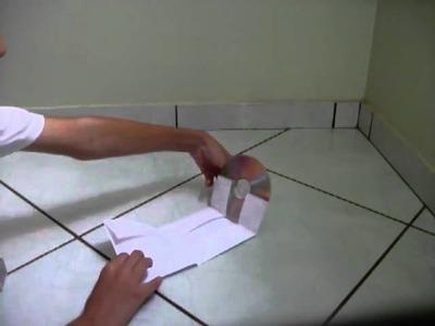 Como fazer uma caixa de papel