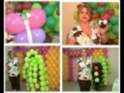 Curso de Balões em DVD