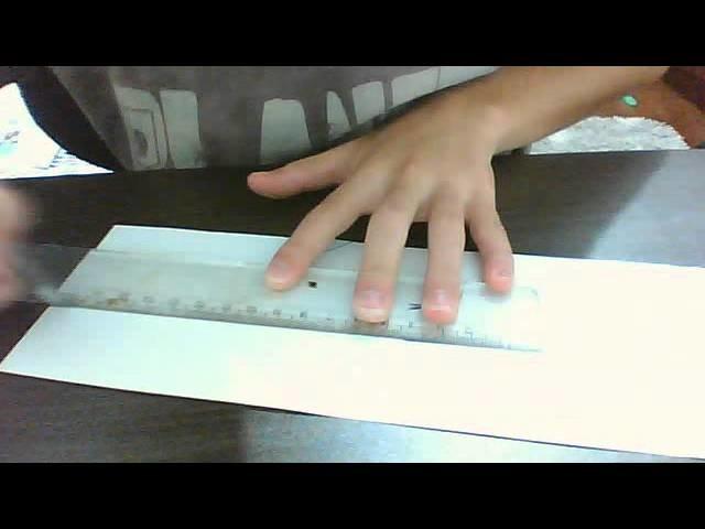 Como fazer uma coroa de papel