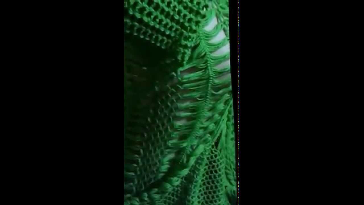 Video explicativo (blusa em crochê de grampo) (Crochê Pai D'égua)
