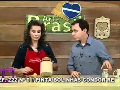 ARTE BRASIL - MAURO TAVARES E MÁRCIA BETSCHART (06.12.2011)