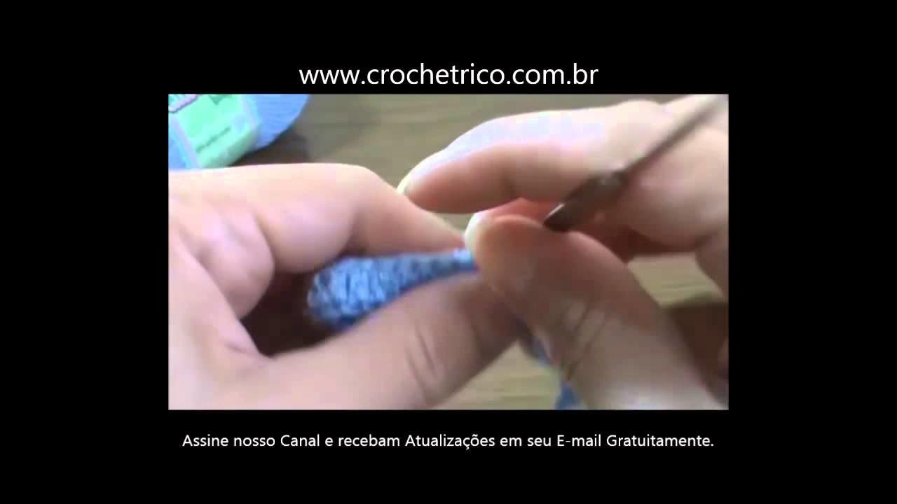 Crochê - Guia de Pontos - Aula 34 - Pineapple Stitch
