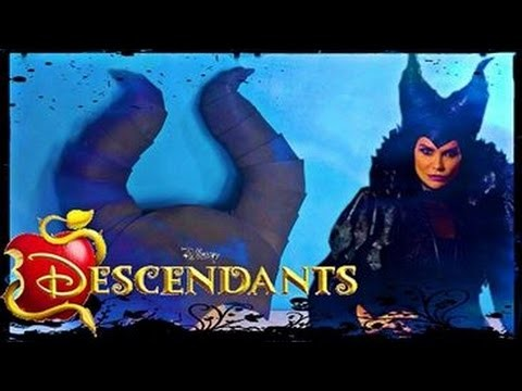 Disney Descendentes - Tutorial Chifres da Malévola! DIY Descendants Maleficent horns