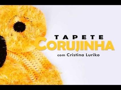 DVD AULA TAPETE CORUJINHA