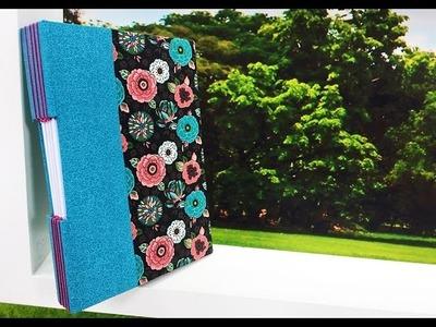 Programa Arte Brasil - 11.06.2015 - Helena Lima - Caderno com Costura em Longo Stitch