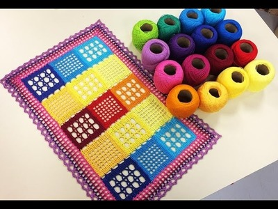 Programa Arte Brasil - 24.02.2015 - Cris Vasconcelos - Como Esticar e Engomar Toalhas em Crochê