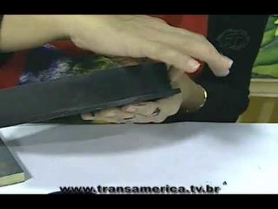 Tv Transamérica - Porta Jóia em 3D - Parte1