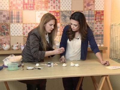 Vida Melhor - Artesanato: Lembrancinha de chá de bebê (Gizele Seixas)