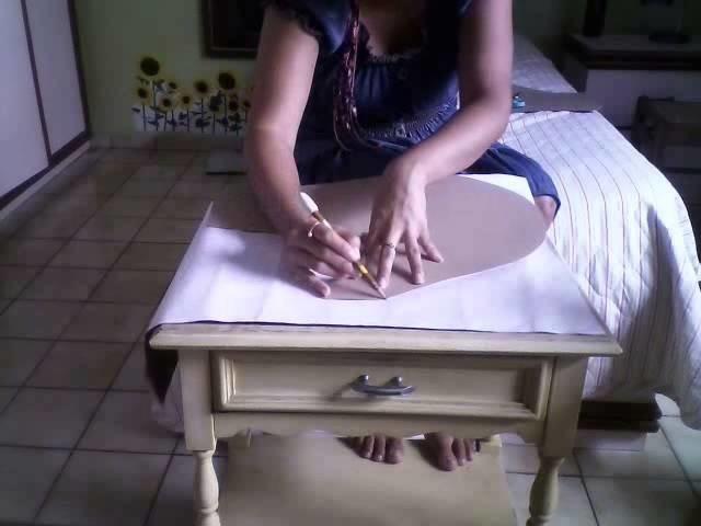 Craft Bíblico: Cavalinho para cabo de vassoura