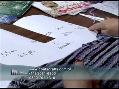 Mulher.com 17.09.2012 - Bolero cetim soft 02-02