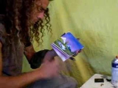 Pintura a dedo