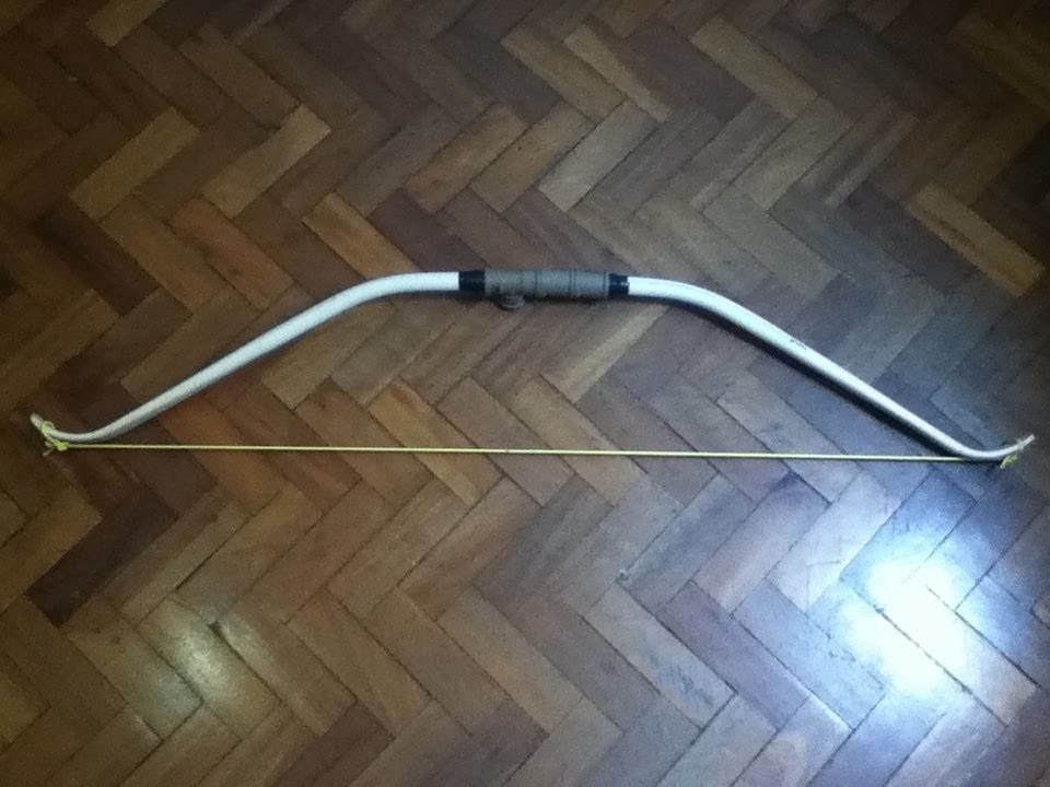 Como fazer um arco recurvo de PVC - TUTORIAL COMPLETO!
