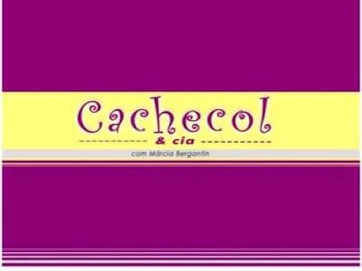DVD CACHECOL CIA COM MARCIA BERGANTIN