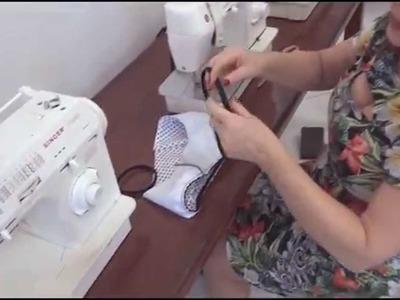 Vídeo Aula Moda Íntima para iniciantes