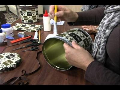 20120611 Forração de lata com tecido