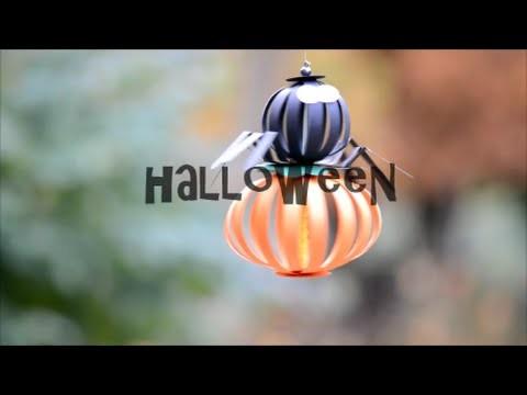 DIY.  Decoração de Halloween