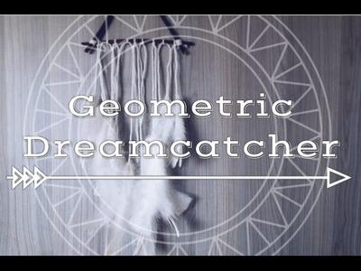 Filtro dos sonhos geométrico | DIY
