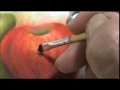 Pintura em tecido passo a passo - Aula p. Neusa.