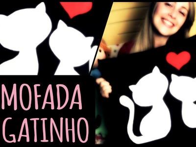 Almofada de Gatinho =DiY | Dany Martinês