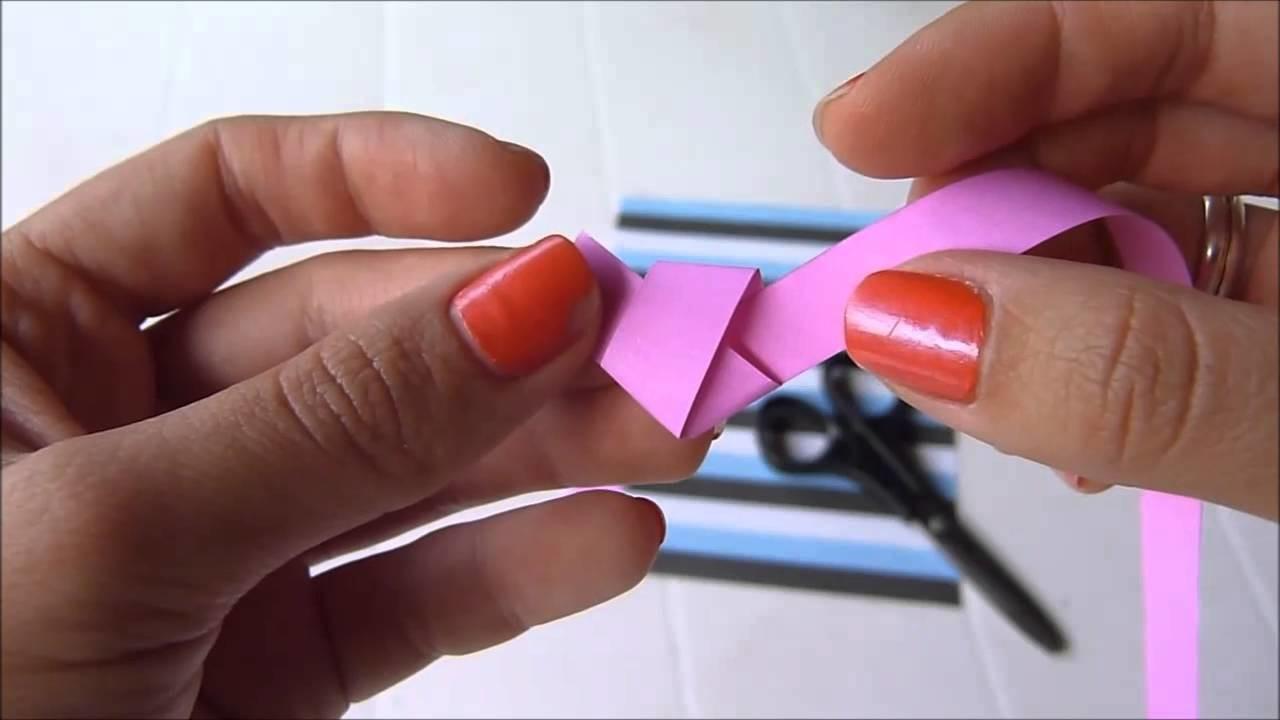 Como fazer Origami de ESTRELA