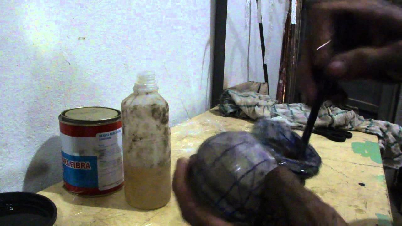 Como resinar papercraft - parte 9 - overdosegamer.blogspot.com.br