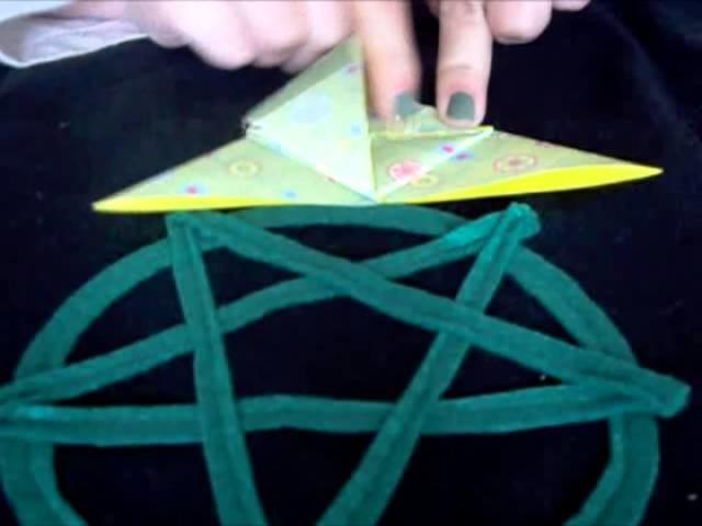 Consumindo DIY: Marca páginas de origami