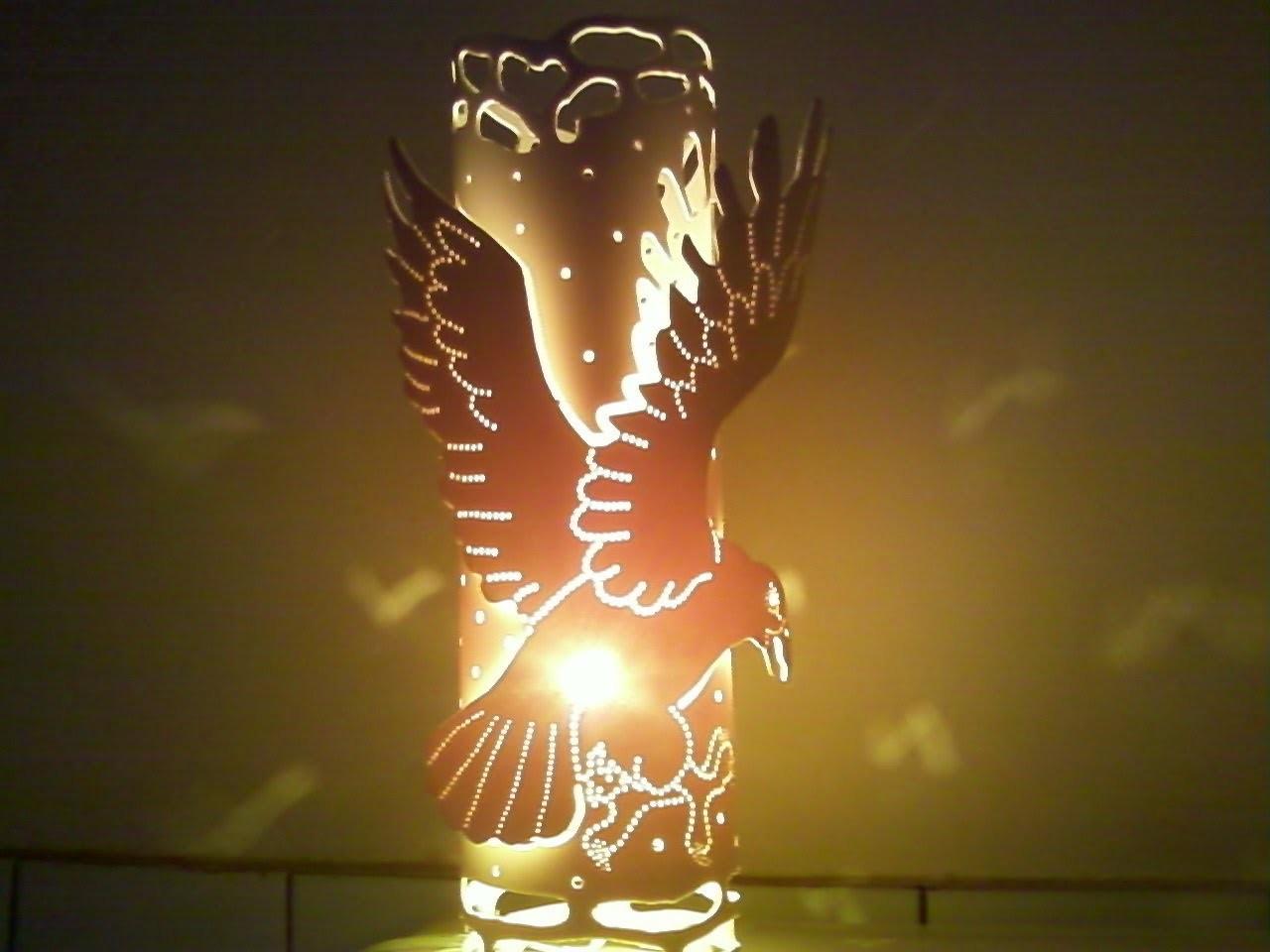 Luminária de PVC da Áquia