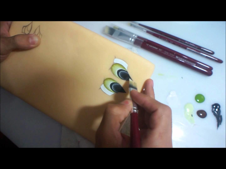 Maurício Siqueira - pintura de olhos 01 de 01