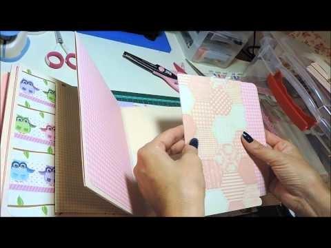 Scrapbook - Tutorial Páginas Interativas - Atelier Bela Arteira - PAP 4