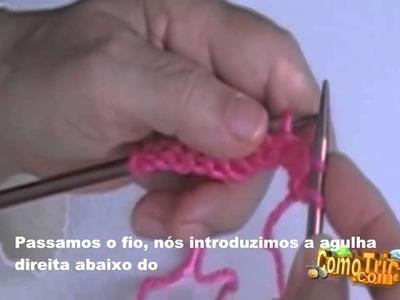 Aprenda a tricotar