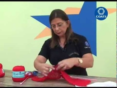 Blusa Aline em trico com Camila Fashion