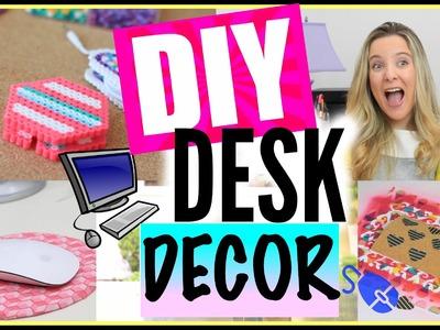 DIY: Ideias de decorações Pinterest para seu escritório.Home Office!!