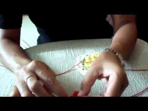 Flor em croche - Drikka Croche Pt2