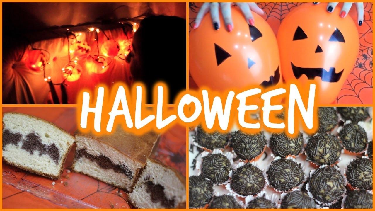 Halloween: DIY + Receitas
