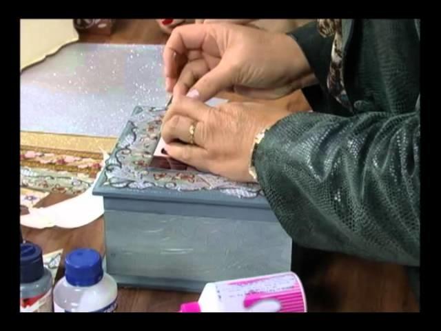 Mulher.com 27.05.2011 - Porta retrato  (Mamiko)