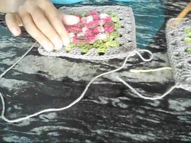 Passadeira com flores jogo de cozinha 2 parte