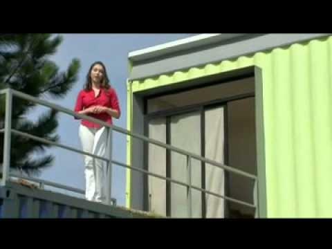 Casa Container - Danilo Corbas [ Jornal da Band ]