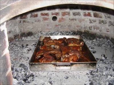 Como construir um Forno a Lenha.How to build a Wood Fire Oven
