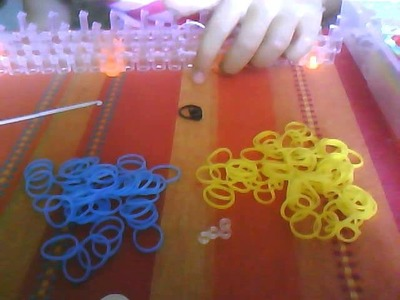Como fazer um Minion de elásticos