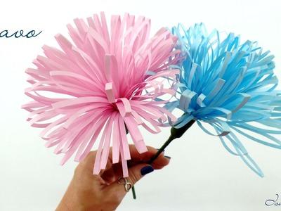 Como fazer uma flor Cravo