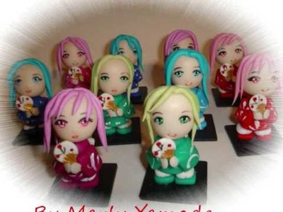 JAPANESE DOLLS BY MARLY YAMADA