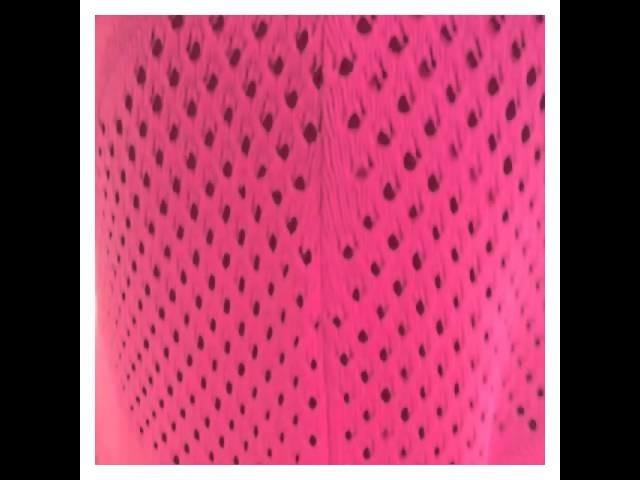 Vestido longo em tricot! Conheça os detalhes na cor pink
