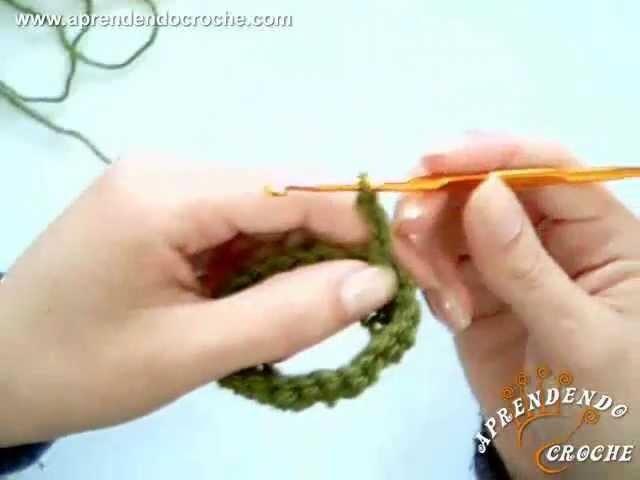 Aprenda nesta vídeo aula o Crochê Tubular - Aprendendo Crochê