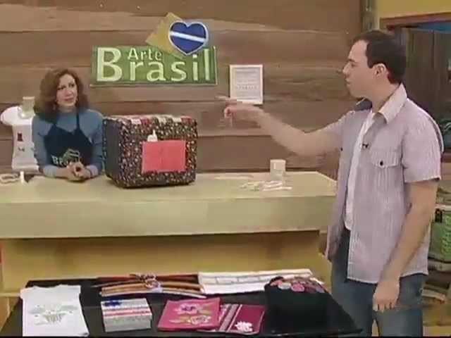 ARTE BRASIL - CLAUDIA MARIA E ROSANA PARDO (05.12.2011)