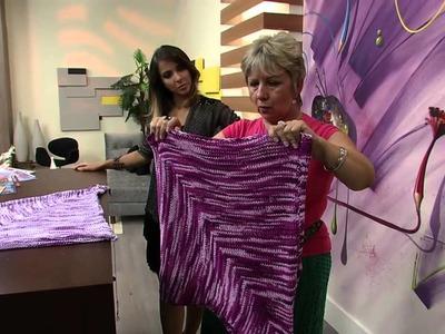 Mulher.com 10.02.2014  - Blusa - Vitória Quintal (Bloco 1.2)